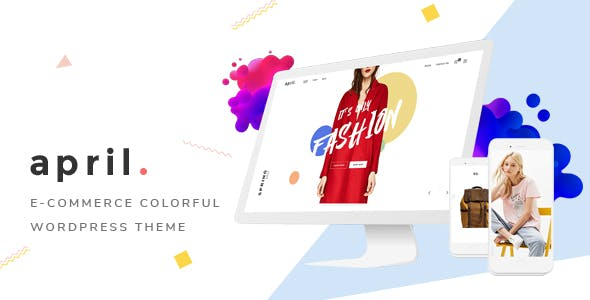 Download APRIL  – Wonderful WooCommerce Theme wordpress themes gpl licenced not nulled not cracked for free