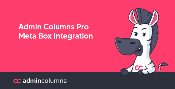 Download Admin Columns Pro – Meta Box Integration Wordpress Plugins gpl licenced not nulled not cracked for free