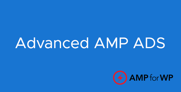 Download Advanced AMP ADS Plugin Wordpress Plugins gpl licenced not nulled not cracked for free