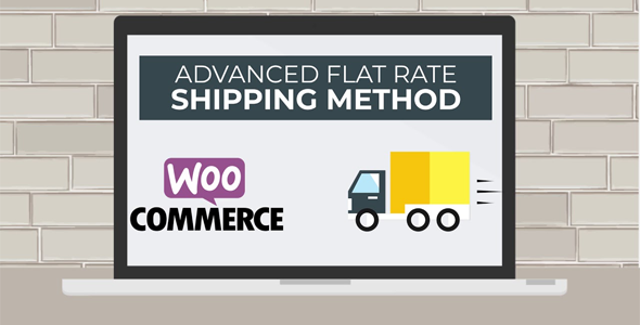 Download Advanced Flat Rate Shipping Method for WooCommerce Wordpress Plugins gpl licenced not nulled not cracked for free