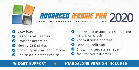 Download Advanced iFrame Pro Plugin Wordpress Plugins gpl licenced not nulled not cracked for free