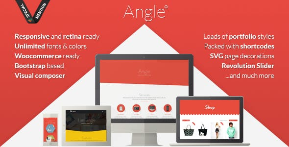 Download Angle Flat  – Bootstrap MultiPurpose Theme wordpress themes gpl licenced not nulled not cracked for free