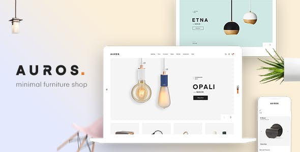 Download Auros  – Furniture Elementor Theme wordpress themes gpl licenced not nulled not cracked for free