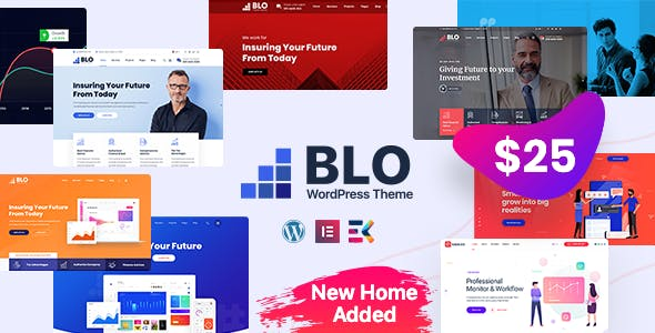 Download BLO  – Corporate Business WordPress Theme wordpress themes gpl licenced not nulled not cracked for free