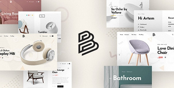 Download Barberry  – Modern WooCommerce Theme wordpress themes gpl licenced not nulled not cracked for free
