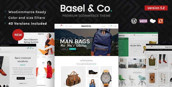 Download Basel  – WordPress eCommerce Theme wordpress themes gpl licenced not nulled not cracked for free