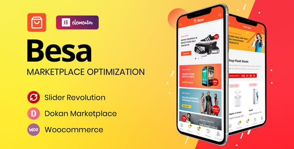 Download Besa  – Elementor Marketplace Theme wordpress themes gpl licenced not nulled not cracked for free