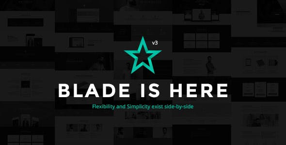 Download Blade  – Responsive Multi-Functional Theme wordpress themes gpl licenced not nulled not cracked for free