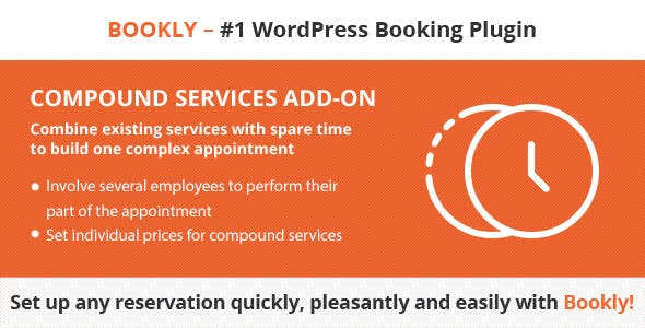Download Bookly Compound Services (Add-on) Wordpress Plugins gpl licenced not nulled not cracked for free