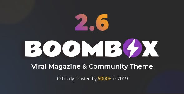 Download Boombox  – Viral Magazine WordPress Theme wordpress themes gpl licenced not nulled not cracked for free