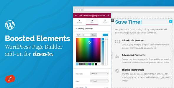 Download Boosted Elements  – Add-on for Elementor Wordpress Plugins gpl licenced not nulled not cracked for free