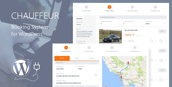 Download Chauffeur Booking System for WordPress Wordpress Plugins gpl licenced not nulled not cracked for free