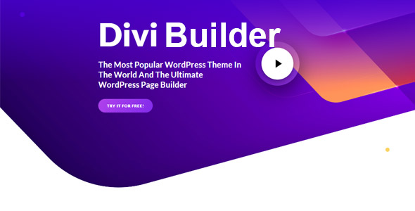 Download Divi Builder  – Visual Drag & Drop Builder Wordpress Plugins gpl licenced not nulled not cracked for free