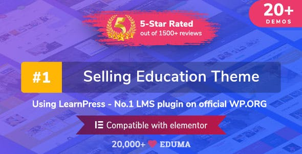 Download Eduma  – Education WordPress Theme wordpress themes gpl licenced not nulled not cracked for free