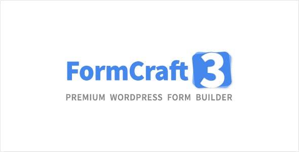 Download FormCraft  – Premium WordPress Form Builder Wordpress Plugins gpl licenced not nulled not cracked for free