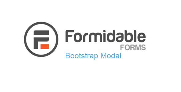 Download Formidable Forms Bootstrap Modal Add-on Wordpress Plugins gpl licenced not nulled not cracked for free