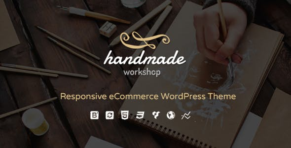 Download Handmade  – Shop WooCommerce Theme wordpress themes gpl licenced not nulled not cracked for free