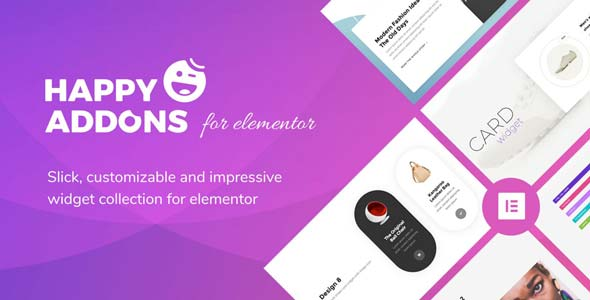 Download Happy Elementor Addons Pro Wordpress Plugins gpl licenced not nulled not cracked for free