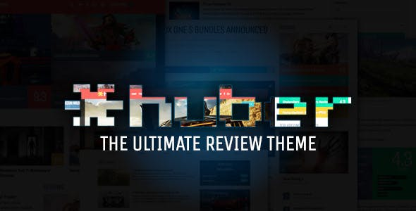 Download Huber  – Multi-Purpose Review Theme wordpress themes gpl licenced not nulled not cracked for free
