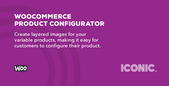Download Iconic WooCommerce Product Configurator Wordpress Plugins gpl licenced not nulled not cracked for free