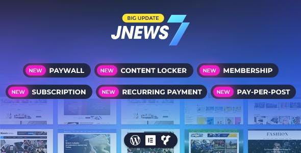 Download JNews  – Newspaper Magazine AMP Theme wordpress themes gpl licenced not nulled not cracked for free