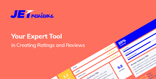 Download JetReviews  – Reviews Widget for Elementor Wordpress Plugins gpl licenced not nulled not cracked for free