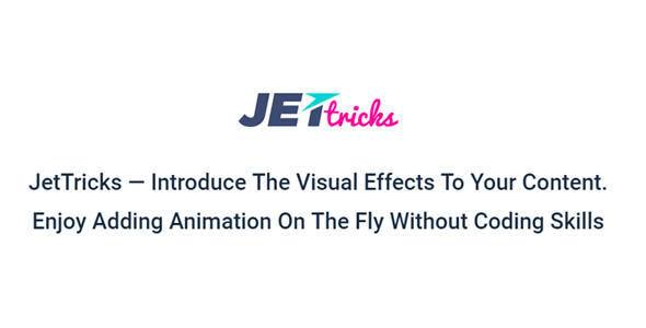 Download JetTricks for Elementor Wordpress Plugins gpl licenced not nulled not cracked for free