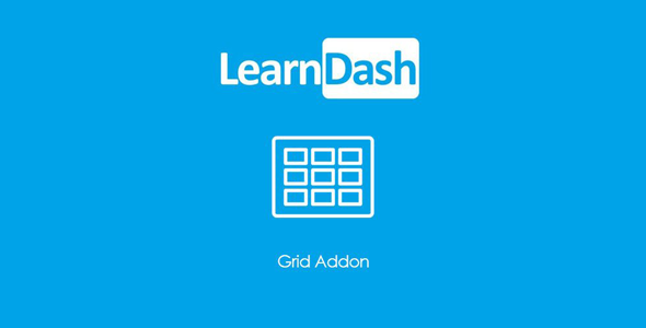 Download LearnDash LMS Course Grid Addon Wordpress Plugins gpl licenced not nulled not cracked for free