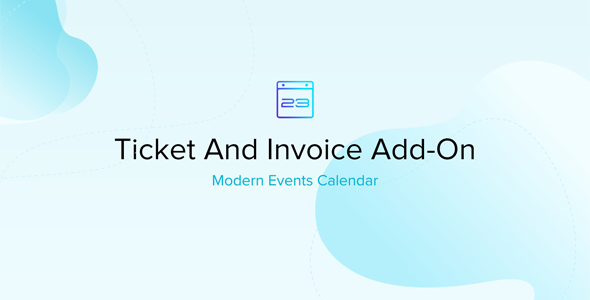 Download MEC Ticket and Invoice Wordpress Plugins gpl licenced not nulled not cracked for free
