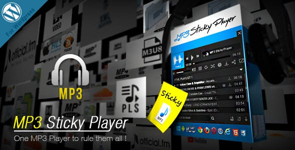 Download MP Sticky Player WordPress Plugin Wordpress Plugins gpl licenced not nulled not cracked for free