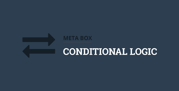 Download Meta Box Conditional Logic Extension Wordpress Plugins gpl licenced not nulled not cracked for free
