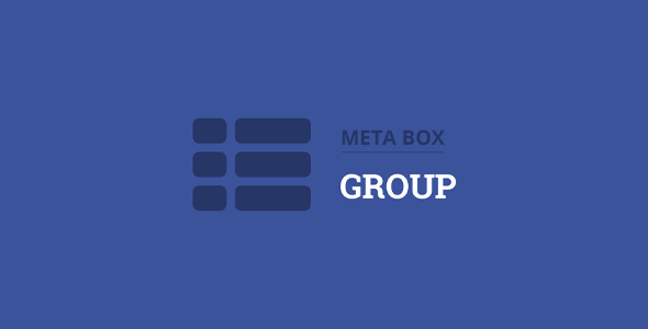 Download Meta Box Group Extension Wordpress Plugins gpl licenced not nulled not cracked for free