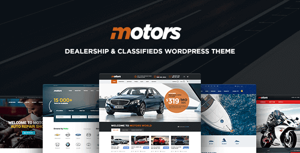 Download Motors  – Automotive Car Dealership & Rental wordpress themes gpl licenced not nulled not cracked for free