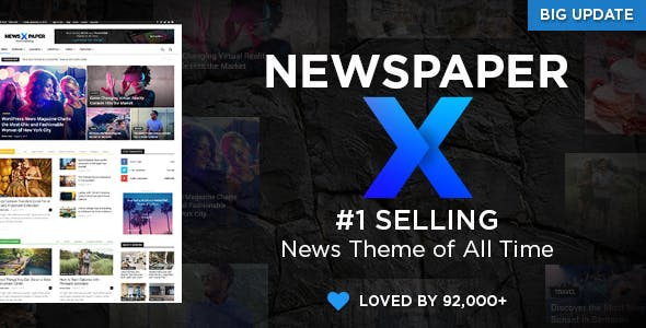 Download Newspaper  – Blog and Magazine Theme wordpress themes gpl licenced not nulled not cracked for free