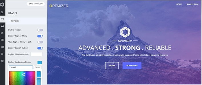 Download Optimizer PRO  – Multi-purpose Theme Wordpress Plugins gpl licenced not nulled not cracked for free