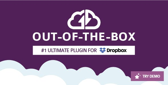 Download Out-of-the-Box  – Dropbox Plugin Wordpress Plugins gpl licenced not nulled not cracked for free