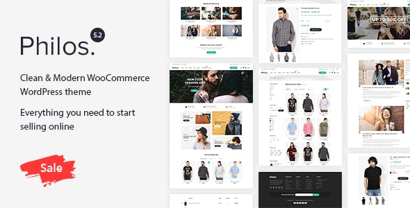 Download Philos  – Responsive WooCommerce Theme wordpress themes gpl licenced not nulled not cracked for free