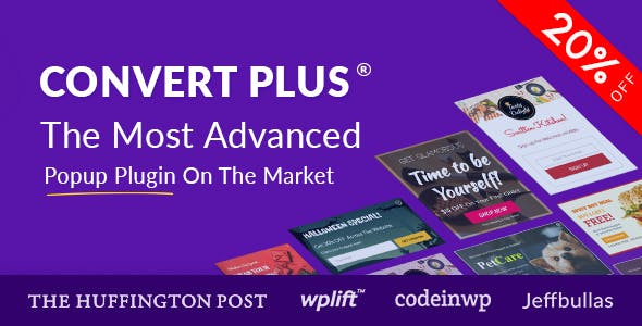 Download ConvertPlus  – Popup Plugin For WordPress Wordpress Plugins gpl licenced not nulled not cracked for free