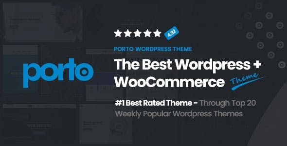 Download Porto  – eCommerce WordPress Theme wordpress themes gpl licenced not nulled not cracked for free