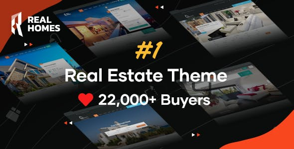 Download RealHomes  – WordPress Real Estate Theme wordpress themes gpl licenced not nulled not cracked for free
