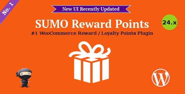 Download SUMO WooCommerce Reward Points Wordpress Plugins gpl licenced not nulled not cracked for free