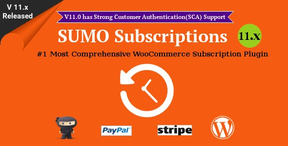 Download SUMO Subscriptions Plugin Wordpress Plugins gpl licenced not nulled not cracked for free