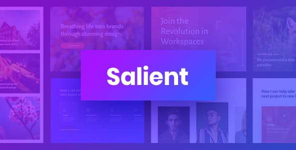 Download Salient  – Multi-Purpose WordPress Theme wordpress themes gpl licenced not nulled not cracked for free