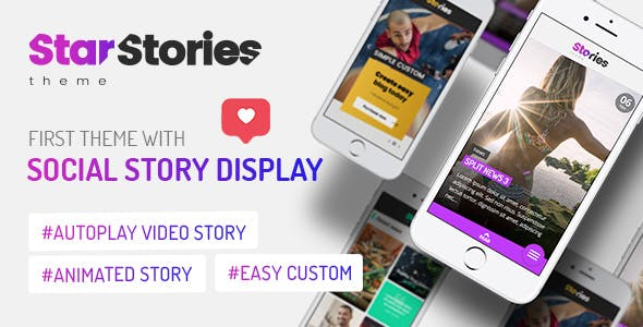 Download StarStories  – Creative Magazine & Blog Theme wordpress themes gpl licenced not nulled not cracked for free