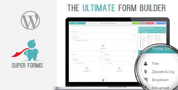 Download Super Forms  – Drag & Drop Form Builder Wordpress Plugins gpl licenced not nulled not cracked for free