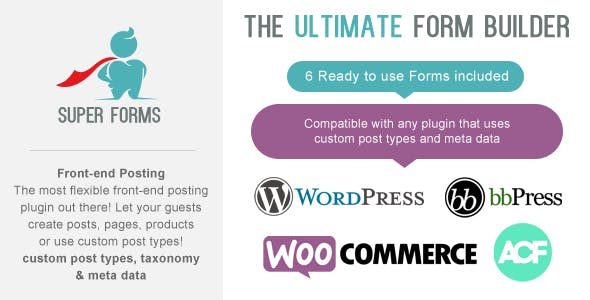 Download Super Forms – Front-end Posting Wordpress Plugins gpl licenced not nulled not cracked for free