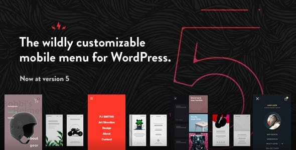 Download TapTap  – A Super Customizable Mobile Menu Wordpress Plugins gpl licenced not nulled not cracked for free