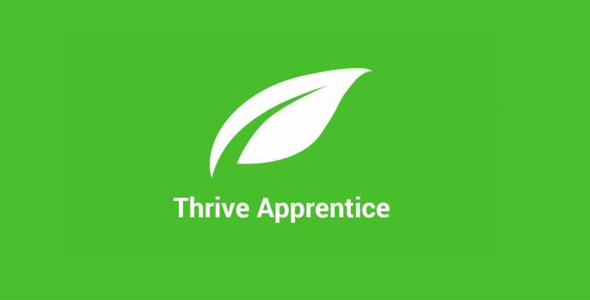 Download Thrive Themes Apprentice Plugin Wordpress Plugins gpl licenced not nulled not cracked for free