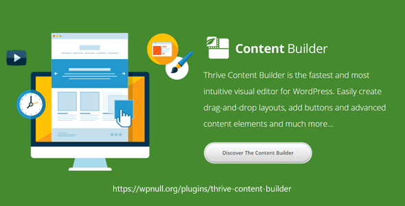 Download Thrive Themes Architect Plugin Wordpress Plugins gpl licenced not nulled not cracked for free
