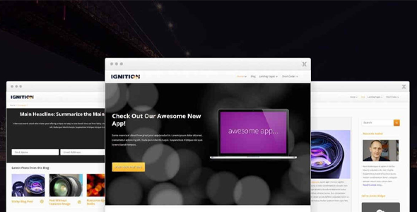 Download Thrive Themes Ignition Theme wordpress themes gpl licenced not nulled not cracked for free